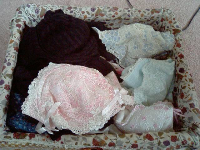 姉妹嫁タンス内洗濯機内使用済み下着エロ写メ画像10枚目