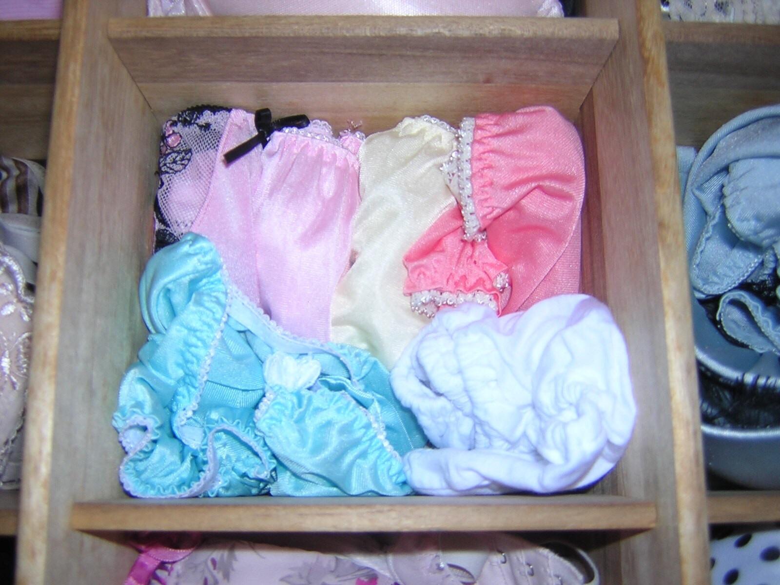 姉妹タンスの中洗濯済み下着盗撮流出エロ画像11枚目