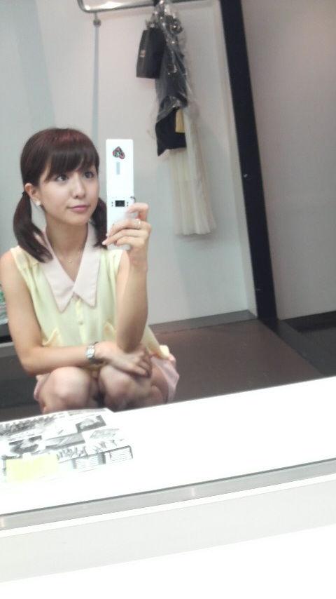 田中みな実流出!フェラ顔ハプニング芸能エロ画像8枚目