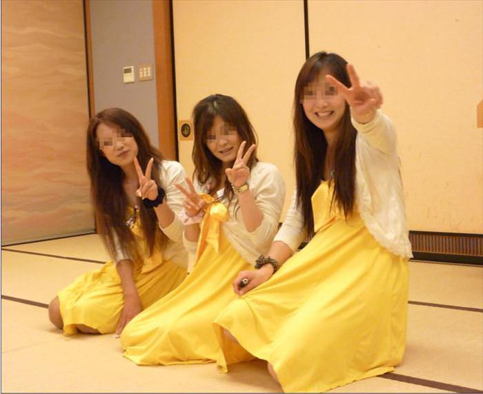 温泉熟女ピンクコンパニオン集団レイプエロ画像10枚目
