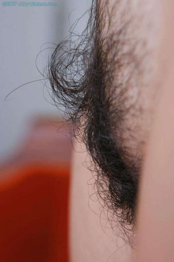 わざとまん毛を処理してないギャルグロマンエロ画像2枚目