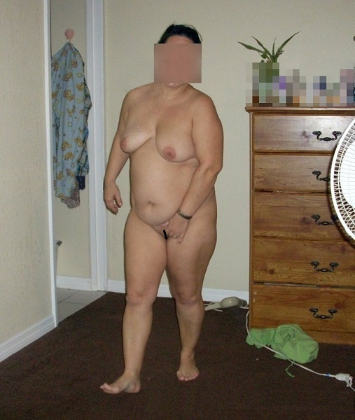 爆乳デブ熟女の雌豚肉便器調教不倫エロ画像7枚目