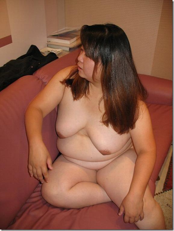 爆乳デブ熟女の雌豚肉便器調教不倫エロ画像16枚目