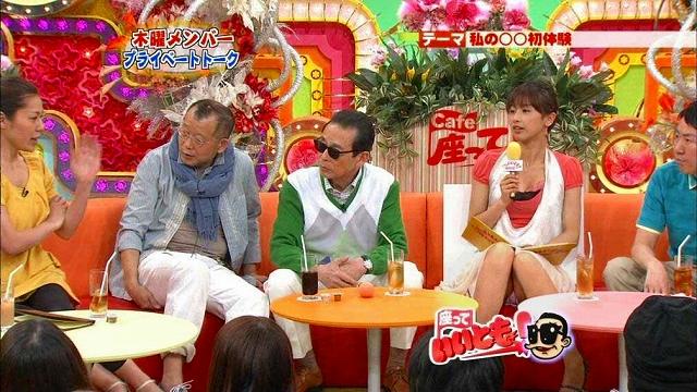 AKBパンチラとまん肉大島優子ポロリお宝エロ画像2枚目
