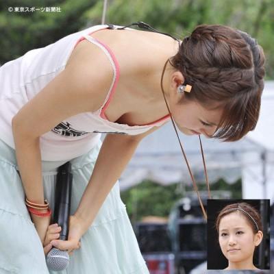 自撮り盗撮AKB胸チラ芸能人ハプニングエロ画像16枚目