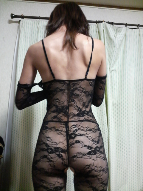 ラブホでフルバックパンティ下着姿の不倫熟女エロ画像11枚目