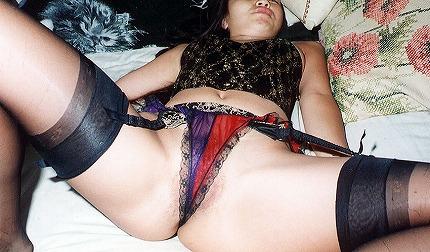 オフパコで不倫セックスを楽しむ淫乱若妻エロ画像11枚目