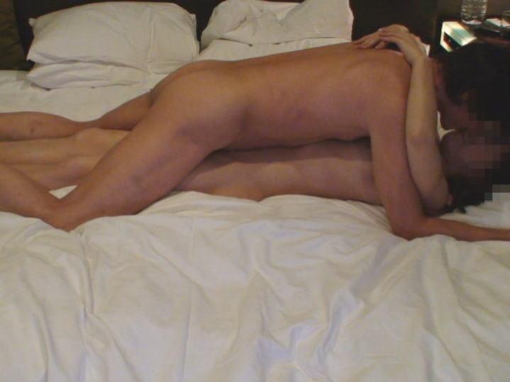 オフパコで不倫セックスを楽しむ淫乱若妻エロ画像14枚目