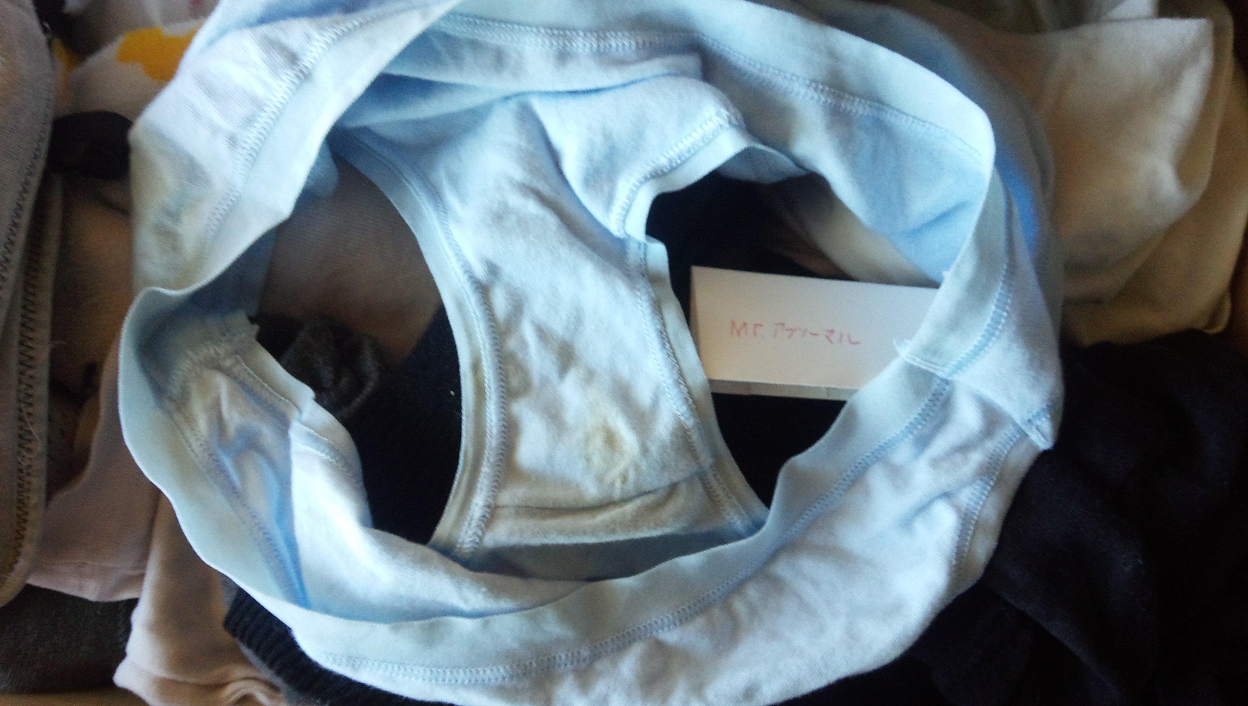 jk妹のロリパンツを盗撮パンコキ射精した下着エロ画像13枚目