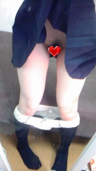 ぱいぱん素人jkおっぱいおまんこ自撮り写メエロ画像7枚目