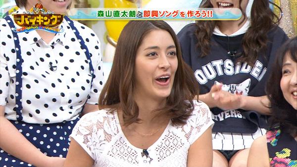 元AKB48指原のミニスカ三角パンチラまん毛盗撮エロ画像10枚目