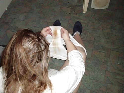 クロッチ濡れ透けjk妹のロリパンツ下着エロ画像7枚目