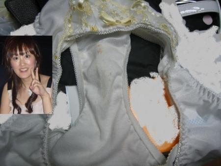 顔出し女子大生姉のクロッチシミ下着でオナニーエロ画像6枚目