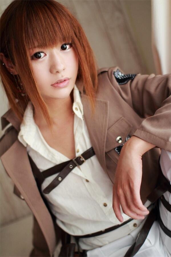 大島薫のペニクリ勃起な女装子で男の娘エロ画像15枚目