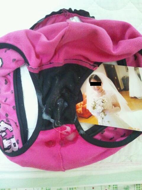 jc妹のロリ下着でパンコキオナニー射精する鬼畜画像4枚目
