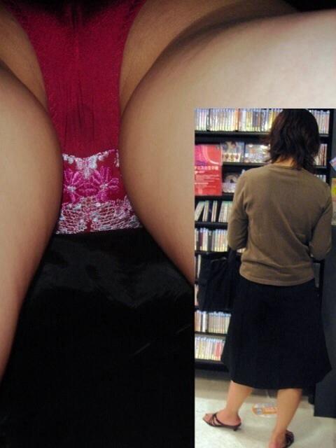 ギャルJKの淫乱なクロッチ汚れの下着エロ画像8枚目