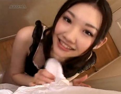 巻き付ける強制射精パンコキ手コキのエロ画像4枚目