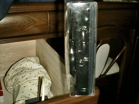 彼氏が出来た非処女jk妹のタンスの中の下着盗撮画像16枚目