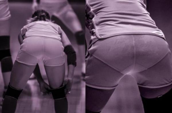 美女がカーニバルで赤外線盗撮された巨乳エロ画像10枚目