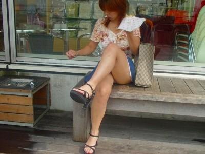 女子大生のオタサー姫でヤリマン下着盗撮エロ画像5枚目