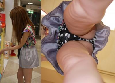 女子大生のオタサー姫でヤリマン下着盗撮エロ画像7枚目