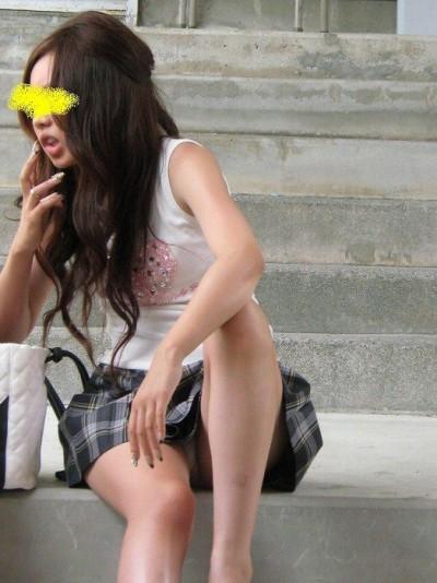 女子大生のオタサー姫でヤリマン下着盗撮エロ画像14枚目