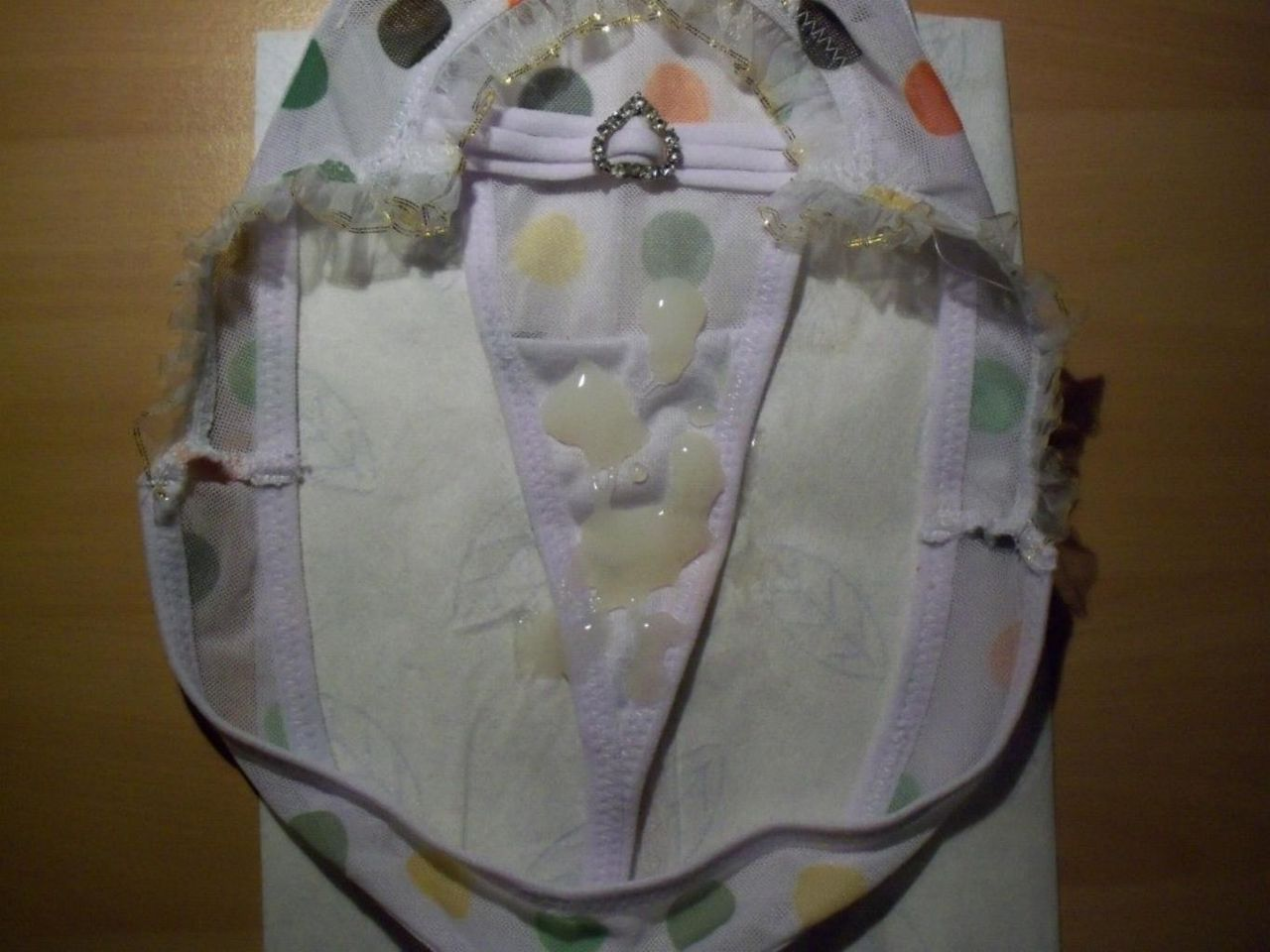 JC3のクロッチ汚れにパンコキ射精した兄のエロ画像7枚目