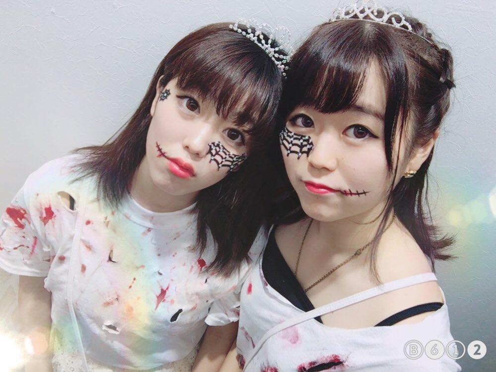ハロウィン渋谷でオフパコするエロコスプレ少女エロ画像6枚目