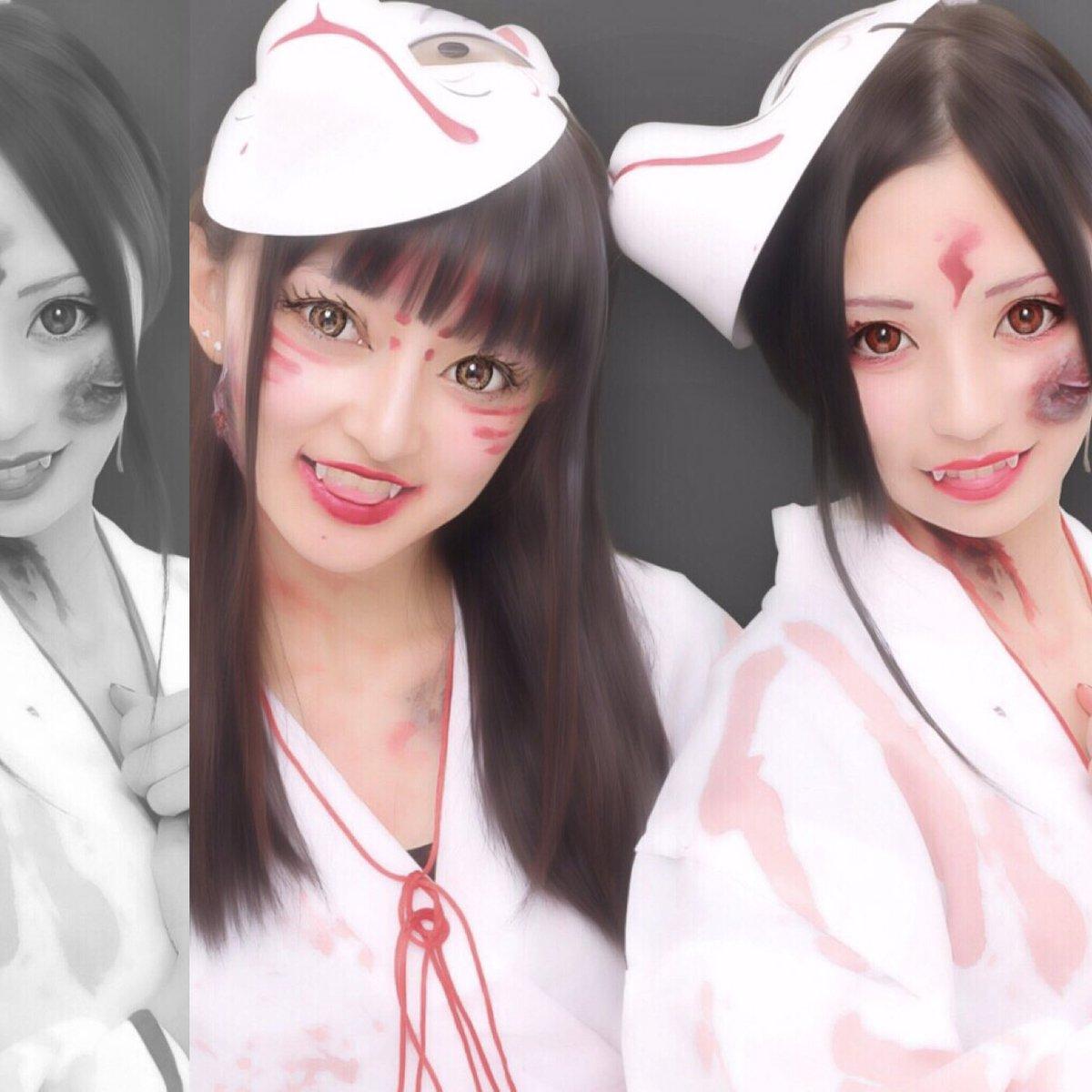 ハロウィン渋谷でオフパコするエロコスプレ少女エロ画像8枚目
