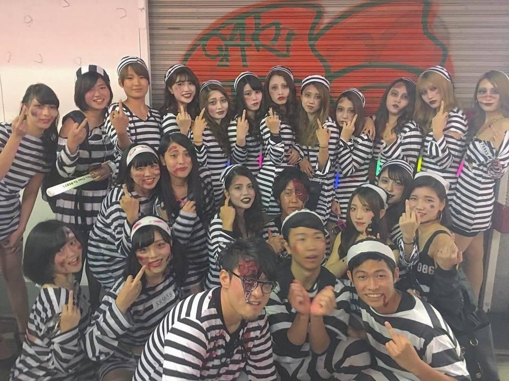 ハロウィン渋谷でオフパコするエロコスプレ少女エロ画像9枚目
