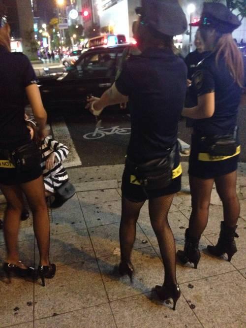 渋谷でオフパコ相手を捜すハロウィンエロコスプレエロ画像11枚目