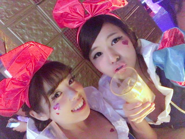ピルを飲んで渋谷のハロウィンに来るエロコスプレ画像9枚目