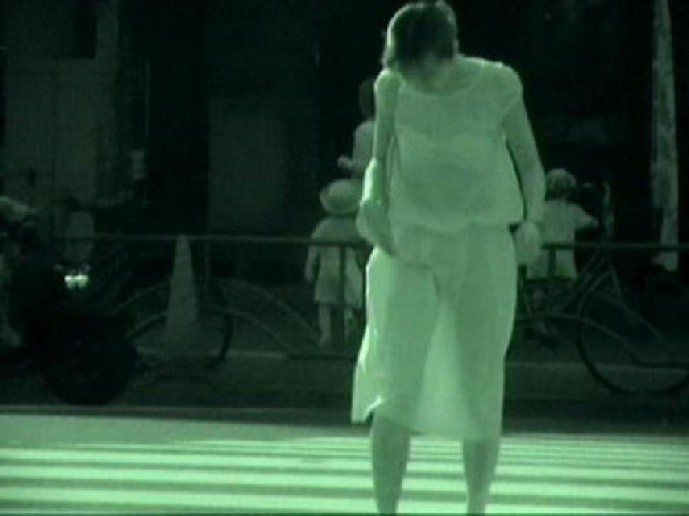赤外線盗撮で顕になった女子バレー下着エロ画像13枚目