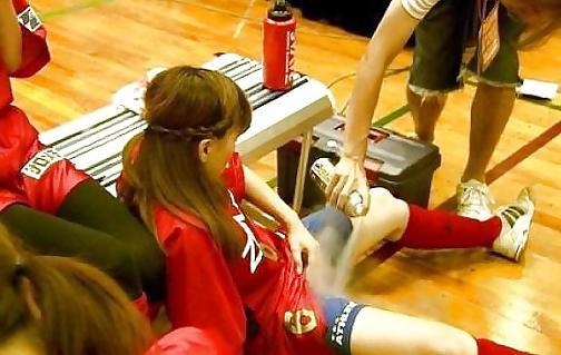 女子外国人スポーツ選手のお宝ハプニング盗撮エロ画像6枚目